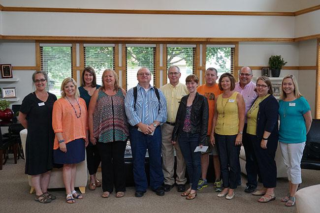 community foundation grantees