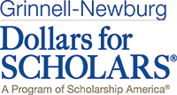 Grinnell-Newburg Dollars for Scholars logo