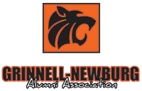 Grinnell-Newburg Alumni Association logo