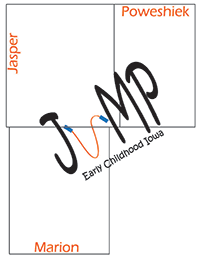 jump early childhood iowa logo