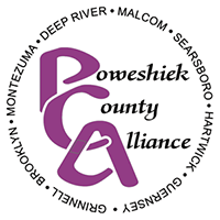 Poweshiek County Alliance logo