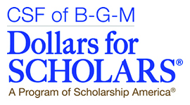 CSF of BGM Dollars for Scholars logo