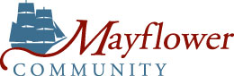Mayflower Community Logo