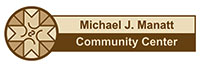 Michael J. Manatt Community Center logo