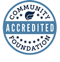 Community Foundation Accredited Seal
