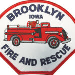Brooklyn Fire and Rescue patch