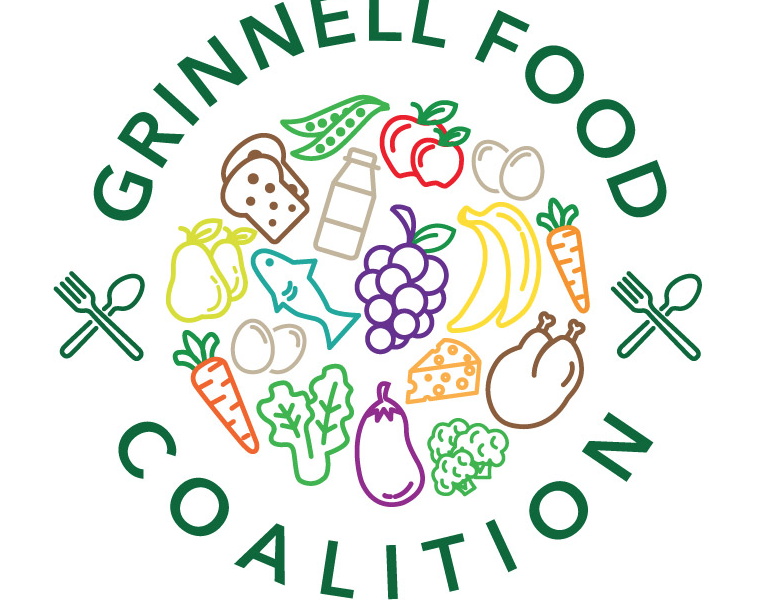 Grinnell Food Coalition logo