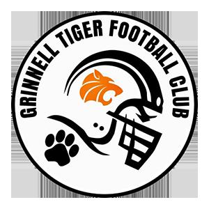 Grinnell Tiger Football Club Logo